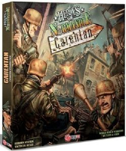 Heroes of Normandie : Carentan Scenario Pack